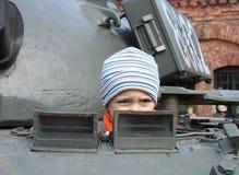 Jonge bestuurder Royalty-vrije Stock Foto's