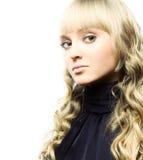 Jonge blonde stock afbeeldingen