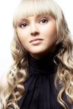 Jonge blonde royalty-vrije stock foto