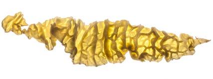 Jonge boerenkoolbladeren - macro - hoge resolutie Stock Foto