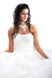 Jonge bruid Stock Afbeeldingen