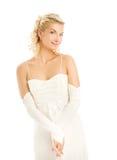 Jonge bruid Royalty-vrije Stock Foto's