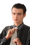 Jonge bureaumanager Royalty-vrije Stock Fotografie