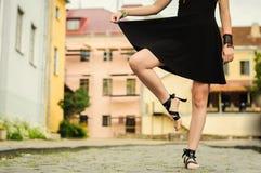Jonge danser Royalty-vrije Stock Foto's