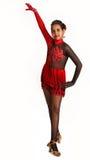 Jonge danser Royalty-vrije Stock Afbeeldingen