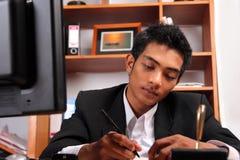 Jonge directeur Stock Fotografie