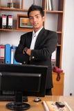 Jonge directeur Royalty-vrije Stock Fotografie