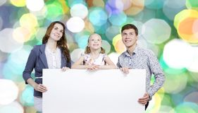 Jonge Familie Royalty-vrije Stock Foto