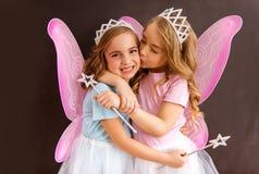 Jonge feekoninginnen Royalty-vrije Stock Foto