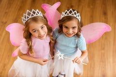 Jonge feekoninginnen Royalty-vrije Stock Fotografie