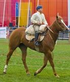 Jonge gaucho Stock Foto's