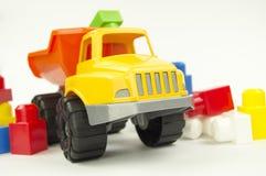 Jonge geitjesauto's en ontwerper Stock Afbeeldingen