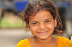 Jonge glimlach Stock Foto
