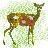Jonge Herten stock illustratie