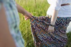 Jonge hippies Royalty-vrije Stock Foto's