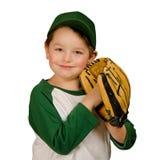 Jonge honkbalspeler Stock Fotografie