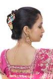 Jonge Indische Bruid Royalty-vrije Stock Fotografie