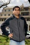 Jonge Indische student. Royalty-vrije Stock Afbeeldingen