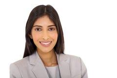 Jonge Indische vrouw Stock Fotografie