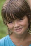 Jonge jongen Stock Afbeelding