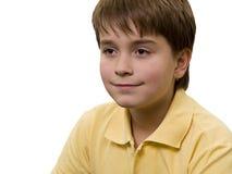 Jonge jongen Royalty-vrije Stock Afbeelding