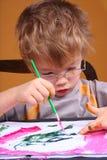 Jonge Kunstenaar Royalty-vrije Stock Foto's