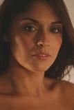 Jonge Latijnse vrouw #2 Royalty-vrije Stock Afbeeldingen