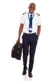 Jonge luchtvaartlijn proef Stock Afbeelding