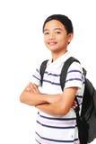 Jonge mannelijke student Stock Afbeeldingen