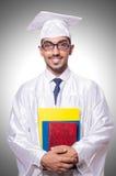Jonge mannelijke student Stock Foto's