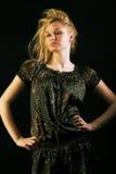 Jonge mannequin royalty-vrije stock foto