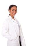 Jonge medische student Royalty-vrije Stock Foto's