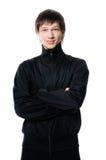 Jonge mens Royalty-vrije Stock Foto's