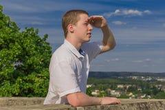 Jonge mens 6 Royalty-vrije Stock Foto