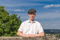 Jonge mens 17 Royalty-vrije Stock Afbeeldingen
