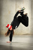 Jonge Mens met Skateboard Stock Foto's