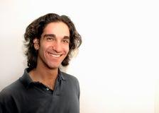 Jonge mens reeks-1 royalty-vrije stock foto's
