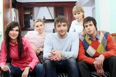 Jonge mensen Stock Afbeelding