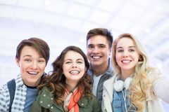 Jonge mensen stock foto