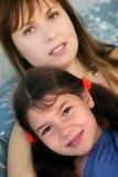 Jonge moeder royalty-vrije stock foto's