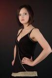 Jonge mooie Christelijke vrouw Royalty-vrije Stock Fotografie
