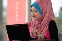 Jonge moslim Stock Afbeeldingen