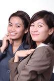 Jonge ondernemers stock fotografie