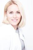 Jonge professionele vrouwelijke arts Royalty-vrije Stock Fotografie