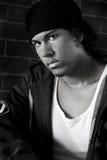 Jonge rapper Stock Foto's