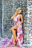 Jonge sensuele & schoonheidsvrouw in een modieuze kleding royalty-vrije stock foto's