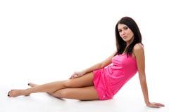 Jonge sexy vrouw Stock Afbeelding