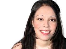 Jonge Spaanse Vrouw stock afbeelding