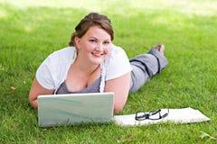Jonge student royalty-vrije stock foto's