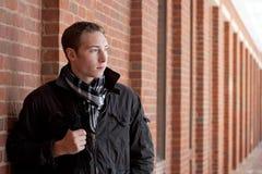 Jonge Student royalty-vrije stock fotografie